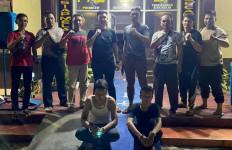 Andi Taher dan Budiman Jaya Sudah Ditangkap Polisi, Lihat Ini Tampangnya - JPNN.com