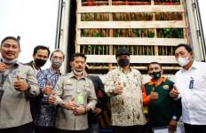 Lepas Ekspor Florikultura Rp 70 Miliar, Kementan Catat Prestasi Hortikultura Nasional - JPNN.com