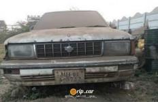 Mobil Mewah Bekas Aktor Ini Sudah Tidak Terurus, Lihat nih - JPNN.com
