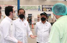 Jokowi Beri Tugas Besar untuk Menteri Trenggono - JPNN.com
