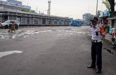 Terminal Tanjung Priok Sudah Tertutup untuk Bus AKAP, Jurusan Jabodetabek Masih Beroperasi - JPNN.com