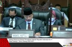 Sidang Paripurna DPD RI Soroti Masuknya WN India hingga KKB Papua - JPNN.com