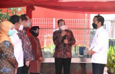 Jokowi Beri 2 Jempol, Eri Cahyadi: Ini tidak Lepas dari Perjuangan Risma - JPNN.com