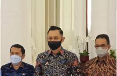 Mas AHY dan Anies Baswedan Saling Lempar Pujian - JPNN.com