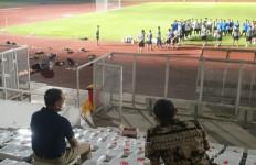 Menpora Sidak Latihan Timnas Indonesia, Shin Tae Yong Bilang Begini - JPNN.com