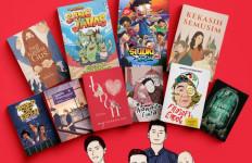 10 Bacaan Terbaru buat Temani Libur Lebaran, Ada Komik Kaesang Pangarep - JPNN.com