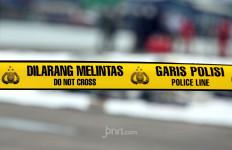 Anggota TNI dan Istri Ditembak OTK, Polisi Bersama POM AU Langsung Bergerak - JPNN.com