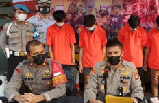 Top, Polisi Tangkap Komplotan Maling Pembobol Minimarket Kurang dari 12 Jam - JPNN.com