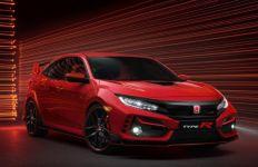 Honda Civic Type R 2021 Resmi Mengaspal di Indonesia - JPNN.com