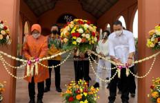 Mensos Risma Resmikan Museum Olahraga di Surabaya, Mimpinya Terwujud Lagi - JPNN.com
