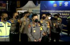 6.500 Kendaraan Disuruh Putar Balik ke Jakarta - JPNN.com