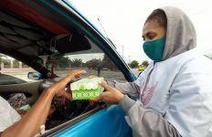 Sejumlah Mahasiswa Papua Beraksi di Jalanan, Sungguh Simpatik - JPNN.com