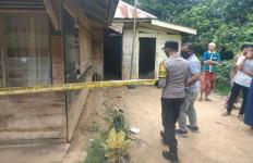 Anak Tebas Leher Sang Ayah Lalu Bunuh Diri dengan Cara Sadis, Ngeri - JPNN.com
