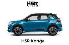 HSR Wheel Siapkan Pelek Anyar untuk Toyota Raize dan Daihatsu Rocky - JPNN.com