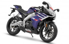 Aprilia RS 125 dan Tuono 125 Resmi Mengaspal, Ada Versi MotoGP - JPNN.com