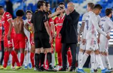 Real Madrid Vs Sevilla Berakhir dengan Kontroversi, Atletico Tetap di Puncak - JPNN.com