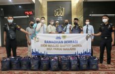 Jelang Akhir Ramadan, Bea Cukai Semarakkan dengan Berbagi - JPNN.com
