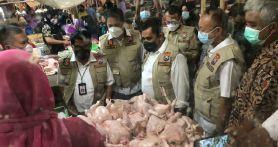 Satgas Pangan Jatim: Harga Daging Sapi dan Minyak Goreng Naik