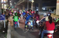 H-2 Lebaran Idulfitri, Perbatasan Jakarta-Bekasi Ramai Pemudik - JPNN.com