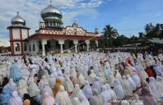 Pengikut Tarekat Syattariyah Sudah Rayakan Idulfitri - JPNN.com