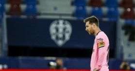 Sempat Unggul 2 Gol, Barcelona Malah Gigit Jari