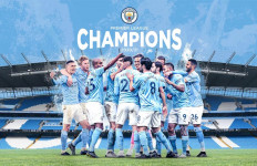 MU Keok, Manchester City Juara Inggris - JPNN.com