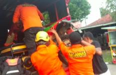 Hindari Pos Penyekatan, Mudik Lewat Jalur Sungai, 3 Pemudik dari Riau Hanyut saat Masuk Sumbar - JPNN.com