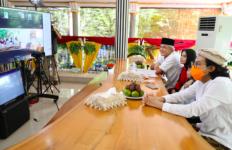 500 Orang Menyapa Pak Ganjar Saat Open House Virtual, Ada yang Dapat Hadiah - JPNN.com
