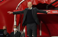 Zidane Bakal Mundur dari Real Madrid - JPNN.com