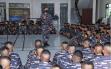Mayjen TNI (Mar) Nur Alamsyah Bersafari Beri Pengarahan kepada Taruna AAL