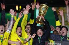 Dortmund Masuk Kelompok Eksklusif, 5 Kali Raih Trofi Piala DFB Pokal - JPNN.com