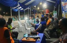 Cek Poin Ngawi: Penyekatan di Perbatasan Jawa Timur Berlangsung Ketat - JPNN.com