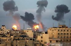 Situasi Terkini di Gaza: Israel Terus Menyerang, Gerilyawan Hamas Melakukan Balasan, Mencekam - JPNN.com