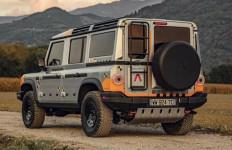 Mohon Maaf, Produksi Kembaran Land Rover Defender Ditunda - JPNN.com