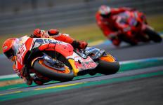 Drama di FP3 MotoGP Prancis, 3 Pembalap Kondang Gagal Masuk 10 Besar - JPNN.com