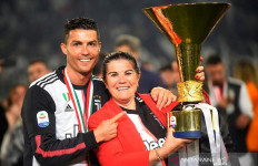 Kabar Baik Untuk Suporter Juventus tentang Ronaldo - JPNN.com