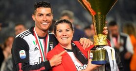 Kabar Baik Untuk Suporter Juventus tentang Ronaldo