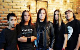 Royke Gencar Kenalkan Lagu 'Nanggala 402 Abadi di Samudra' di Sejumlah Kafe di Surabaya- JPNN.com Jatim