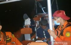 Hamdalah, 5 Penumpang Kapal Cepat yang Hilang Ditemukan, Kondisi Selamat - JPNN.com