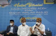 Arsjad Rasjid Dorong Pengusaha Nasional dan Daerah Berkolaborasi Bantu UMKM - JPNN.com