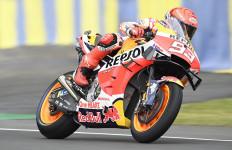 MotoGP Prancis 2021: Marc Marquez Terjatuh, Jack Miller Merebut Podium Pertama - JPNN.com