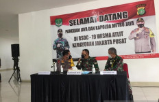 Mayjen Dudung dan Irjen Fadil Kunjungi RSD Wisma Atlet, Antisipasi Lonjakan Covid-19 - JPNN.com