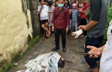 Terlibat Duel di Lorong, Ali Saibi Meregang Nyawa Sambil Pegang Golok - JPNN.com