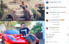 Potret Mas Gilang Menginspirasi, Dulu Avanza Sekarang Mobil Mewah - JPNN.com