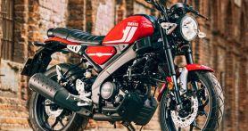 Yamaha XSR 125 Hadir Mengincar Pengendara Muda