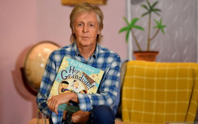 Kisah Paul McCartney Diadaptasi jadi Serial Dokumenter, Catat Tanggal Tayangnya