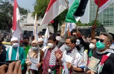 KSPI Galang Dana Kemanusiaan untuk Palestina, Target Rp 1 Miliar dalam Sepekan - JPNN.com