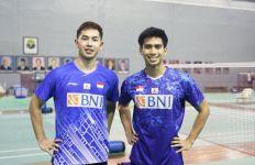 Seluruh Ganda Putra Indonesia Melaju ke Babak 2 Spain Masters 2021 - JPNN.com
