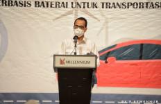 Budi Karya: Tiga Kota Akan Jadi Percontohan Penerapan Kendaraan Bermotor Listrik Berbasis Baterai - JPNN.com