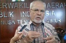 Abraham DPD RI: Ketiadaan Tata Ruang Menghambat Pembangunan - JPNN.com
